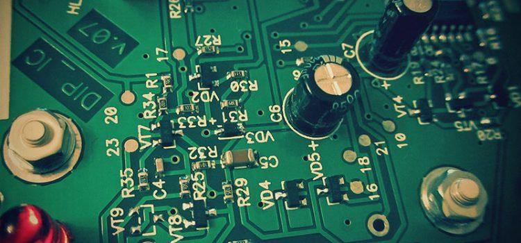 آموزش تولید برد مدار چاپی و مونتاژ به روش دستی